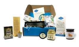 MARY's secret ingredients spring 2016 subscription box