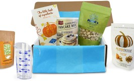 Revealing our Gluten Free Fall Box!!!