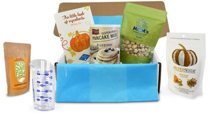 Our 2016 Fall box is here! these are the products for Mary's Secret ingredients this season!