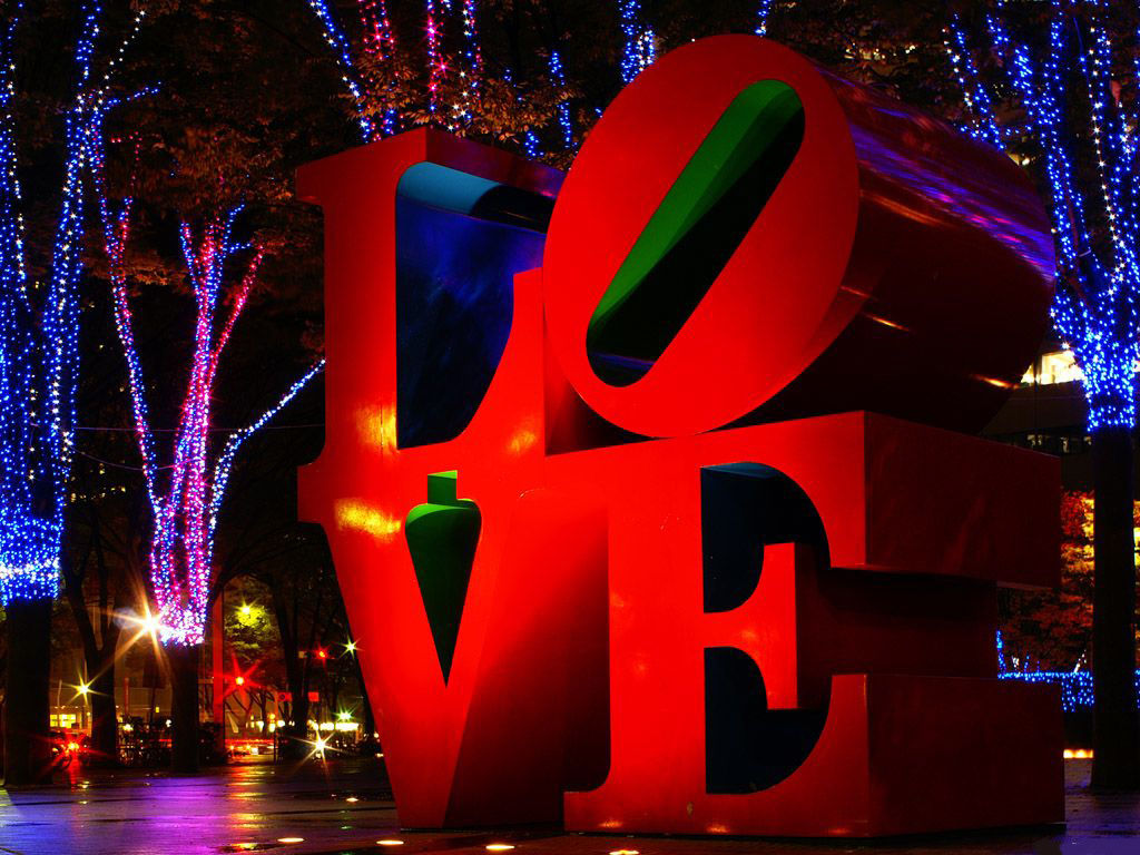 Love In Christmas Lights Pictures Photos And Images For Facebook Tumblr Pinterest And Twitter
