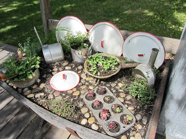Wie Gestalte Ich Meinen Garten Kitchen Fairy Garden Pictures, Photos, And Images For