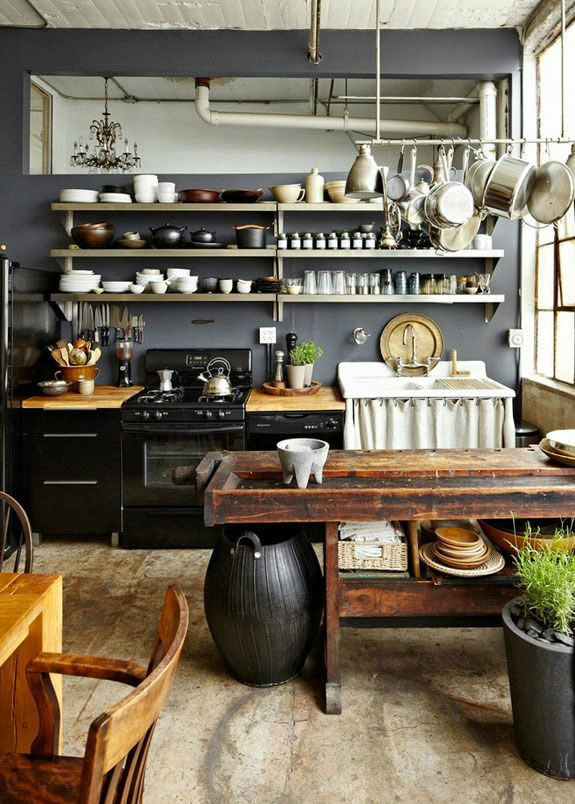 Keuken Interieur Chic Rustic Farmhouse Kitchen Pictures, Photos, And Images For Facebook, Tumblr, Pinterest, And Twitter
