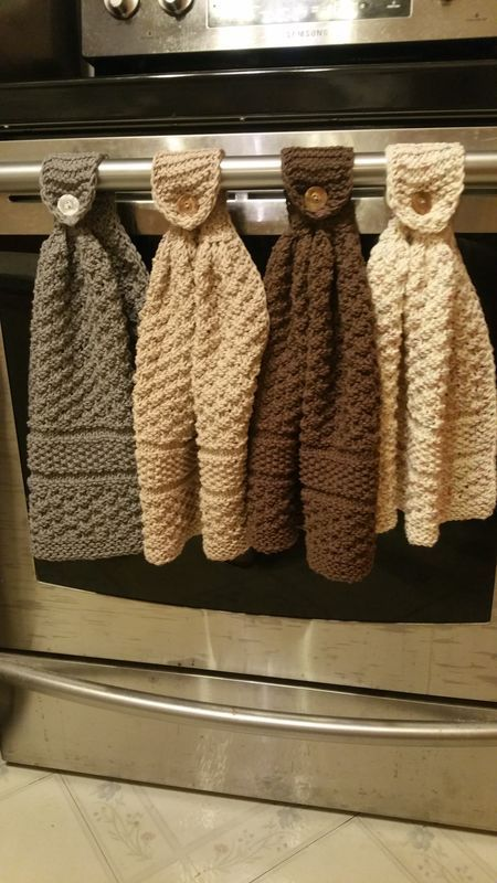 Kitchen Quotes Funny Crochet Kitchen Towels Pictures, Photos, And Images For