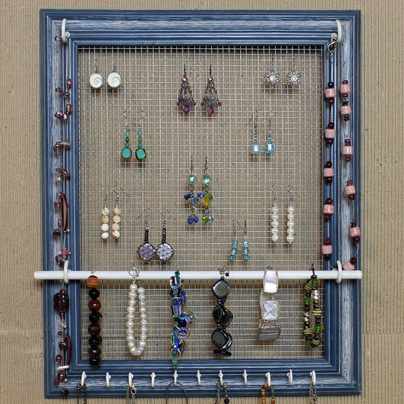 Schmuck Bilderrahmen Picture Frame Jewelry Organizer Pictures, Photos, And
