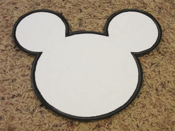Mickey Mouse Invitations - Love to be in the Kitchen