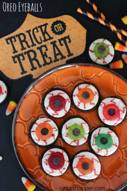 Como Hacer Galletas De Mantequilla Decoradas 15 Quick And Fun Halloween Recipes - Love To Be In The Kitchen