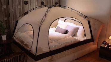 room-in-room tent van iKamper