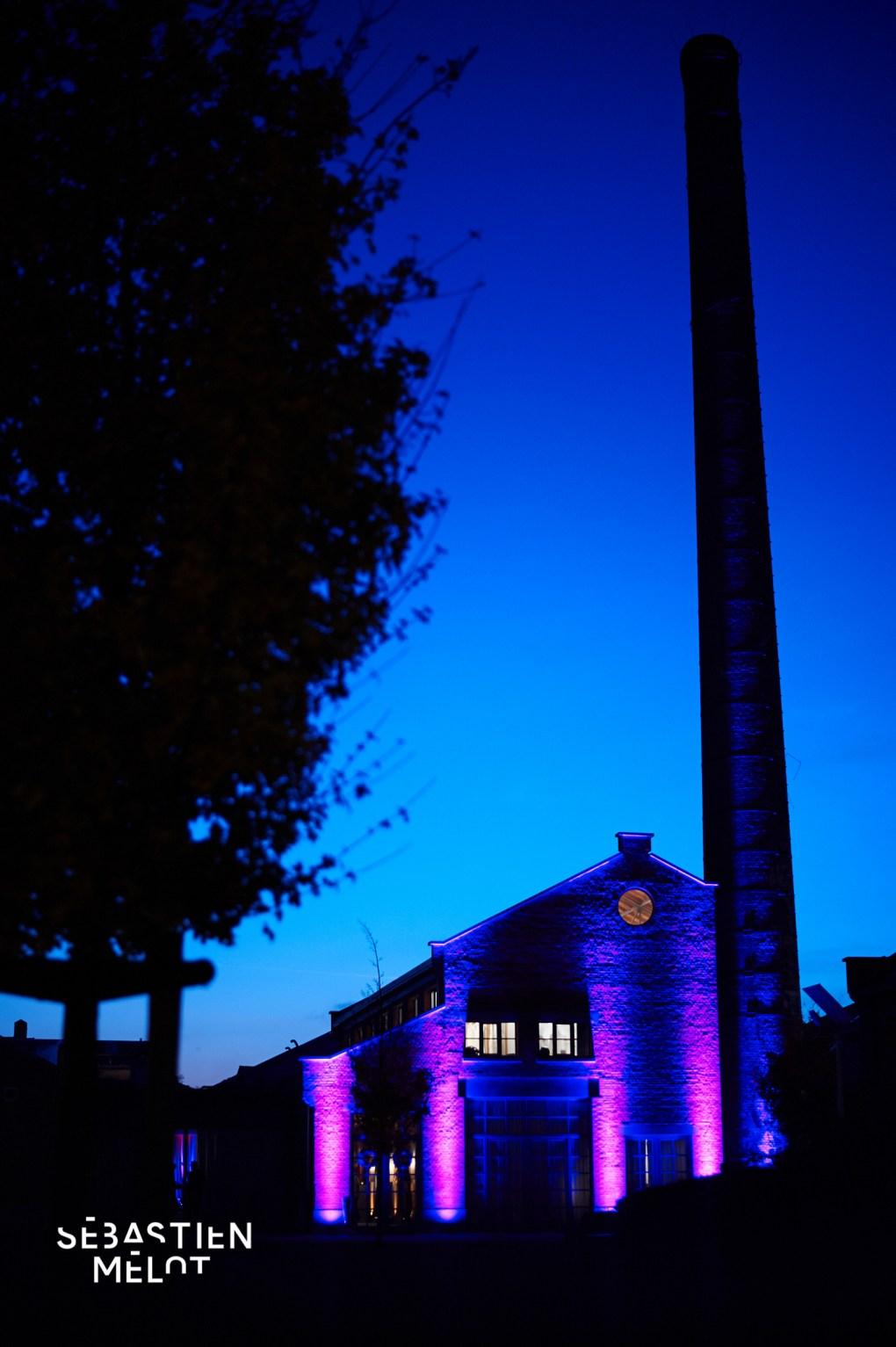Le lieu: La Chaufferie à Etterbeek
