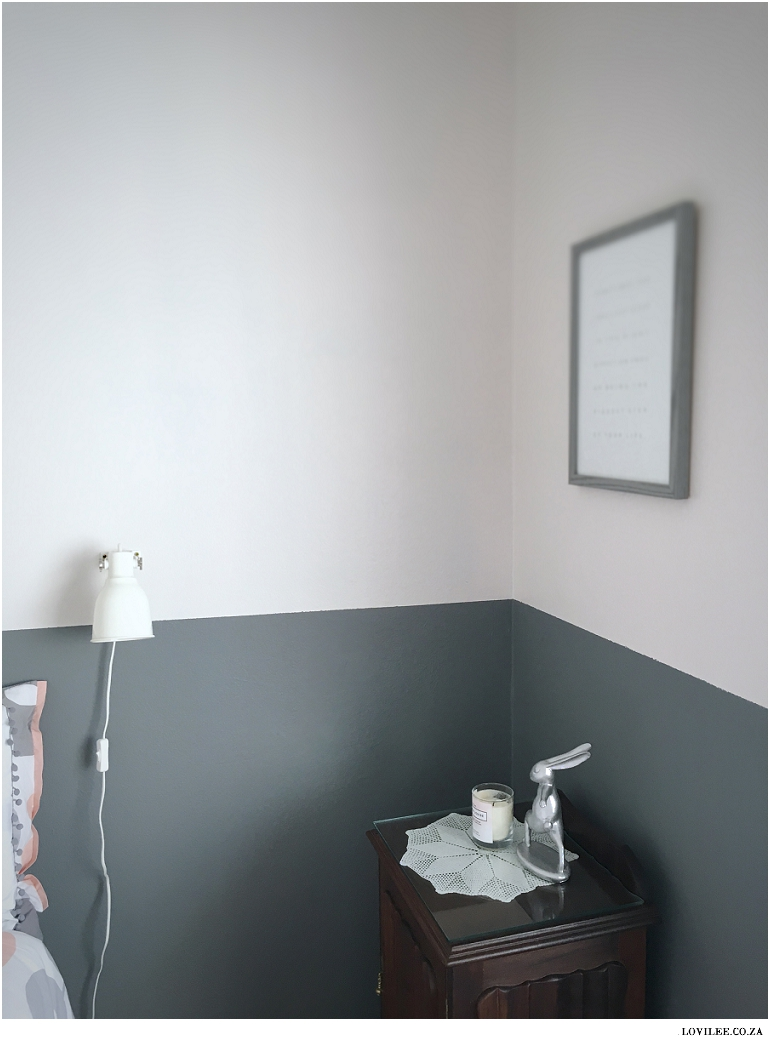 Ikea Bed Covers My Guest Room Revamp With Prominent Paints | Lovilee Blog
