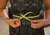 How to Knot a Skinny Belt 3