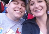Royals Cardinals Baseball Game Memorial Day Weekend