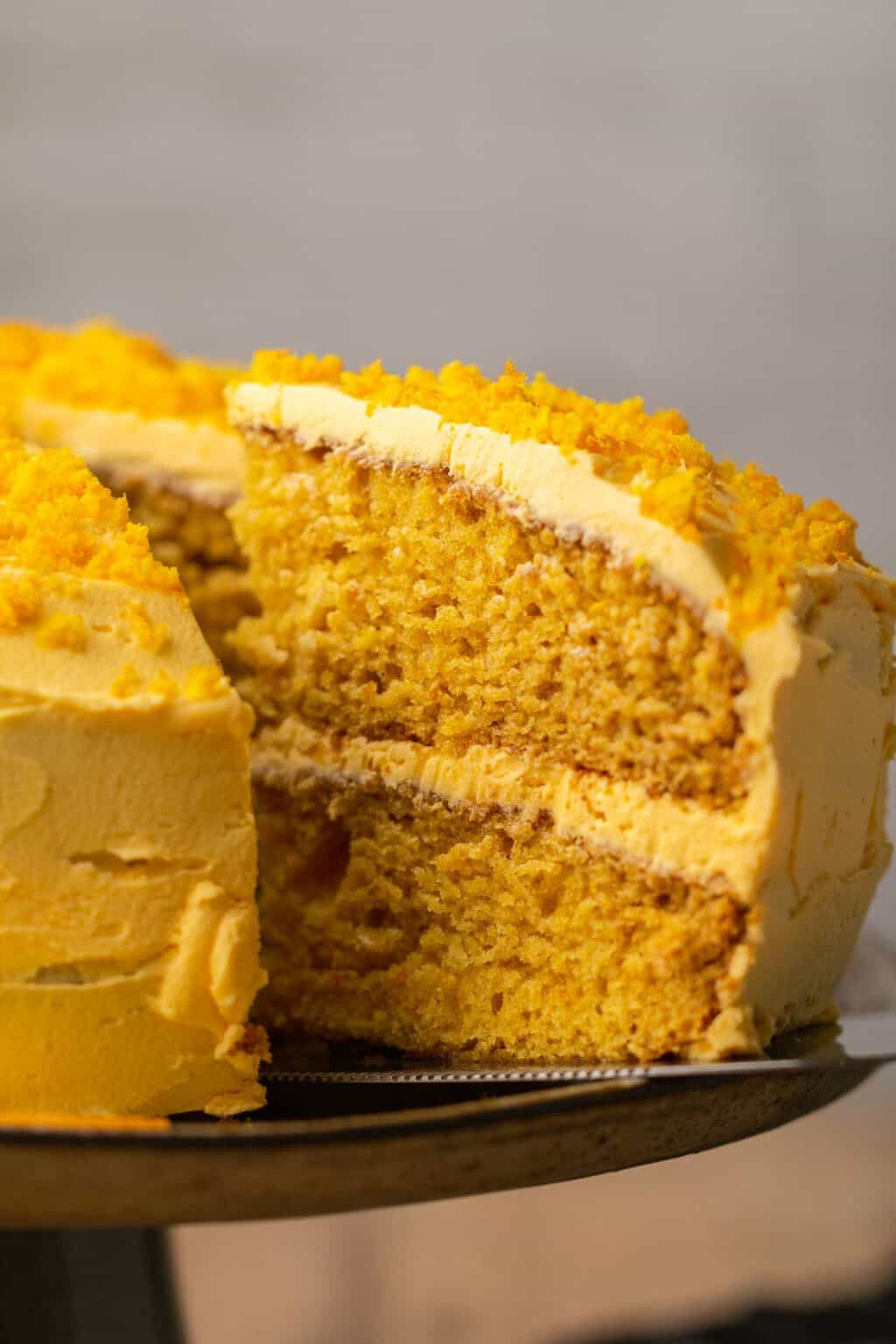 Kuchen Vegan Vegan Orange Cake