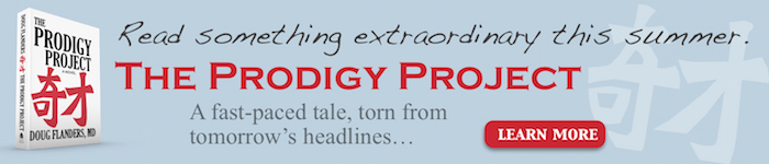 Read Something Extraordinary - The Prodigy Project