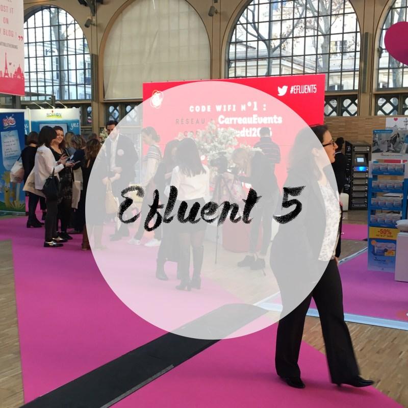 Efluent 5, mon voyage à Paris