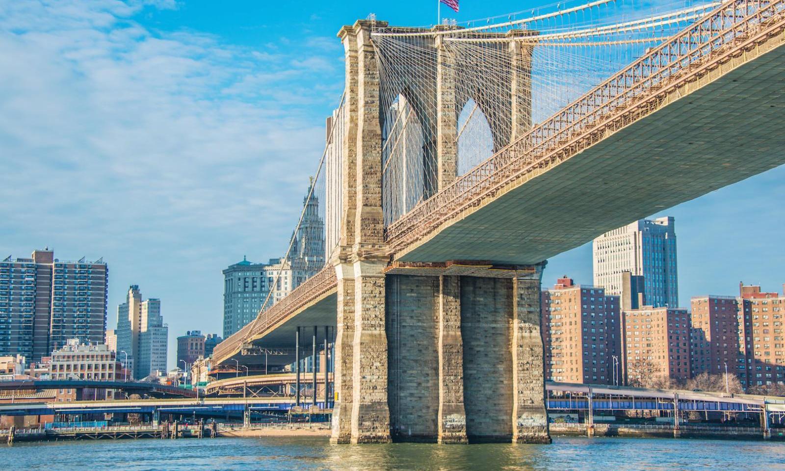 Fall In Chicago Wallpaper Brooklyn Bridge Die Ber 252 Hmteste Br 252 Cke Von New York City