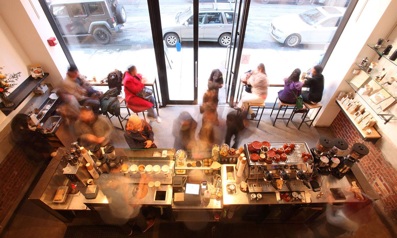 Eine Kleine Küche In New York Insider Tipp Die Top 10 Coffee Shops In New York City