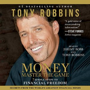 Money Master the Game book by Tony Robbins