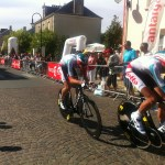 Omega-Pharma Lotto blitzing through