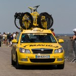 One of the iconic Mavic neutral service cars