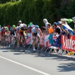 ... chased by Philippe Gilbert's Omega Pharma-Lotto