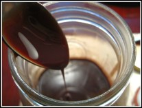 Homemade High-Antioxidant Chocolate Syrup