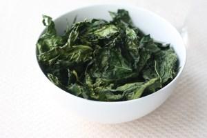 Kale Chip Recipe