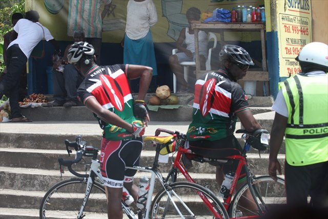 Kenyan Pro Cycling