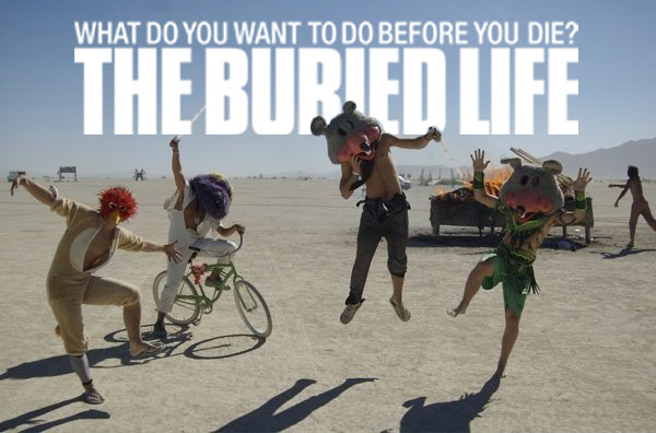 The Buried Life Image