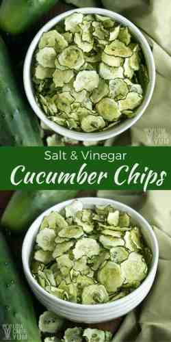 Modish Vinegar Baked Cucumber Chips Are A Healthier Lowcarb Snack Baked Cucumber Chips Salt Vinegar Flavor Low Carb Yum Low Calorie Chips Myproana Low Calorie Chips Coles Easy To Make Baked Salt