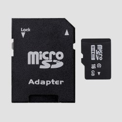 Small Crop Of Micro Sd Adapter