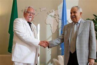 Col Sanders invades UN
