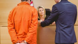 Two guys in court (image: the kind of stock photo you use when you've given up trying to find something relevant)