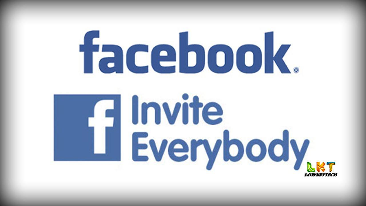 Invite Friends To Like Facebook Page is beautiful invitation template