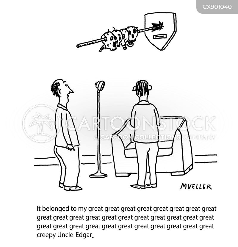 Headhunter Cartoons and Comics - funny pictures from CartoonStock
