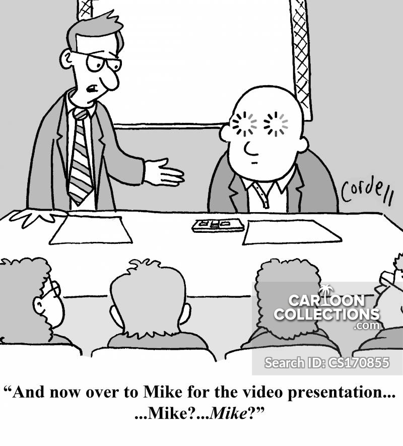 Video Presentation Cartoons