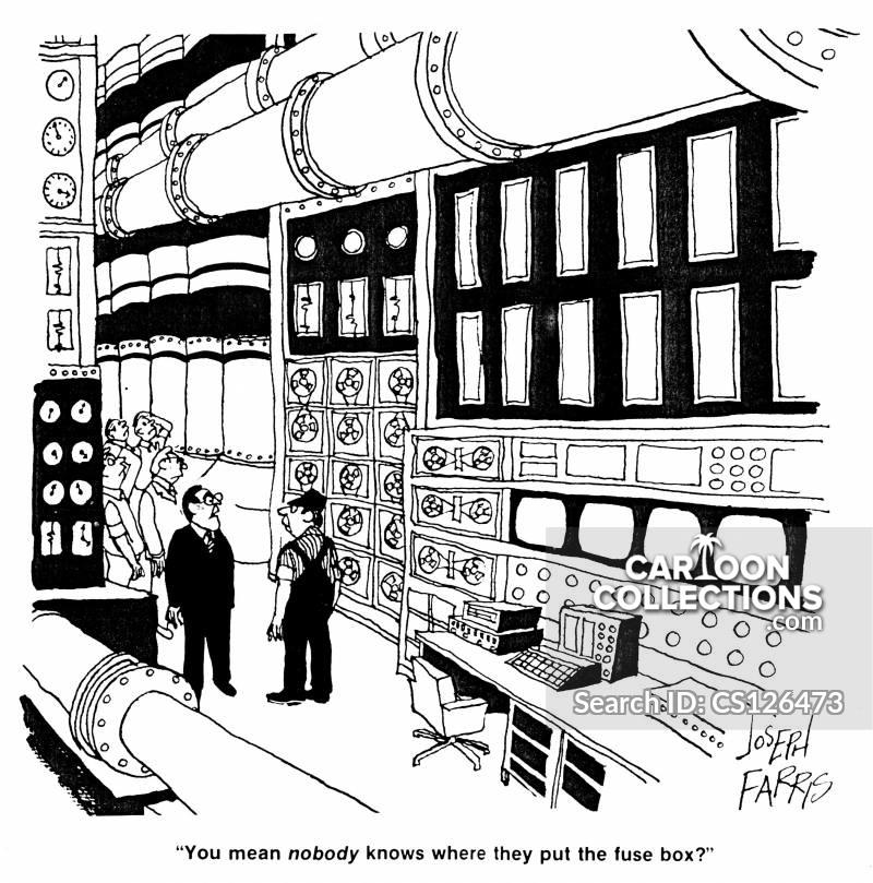 Fuse Box Cartoons