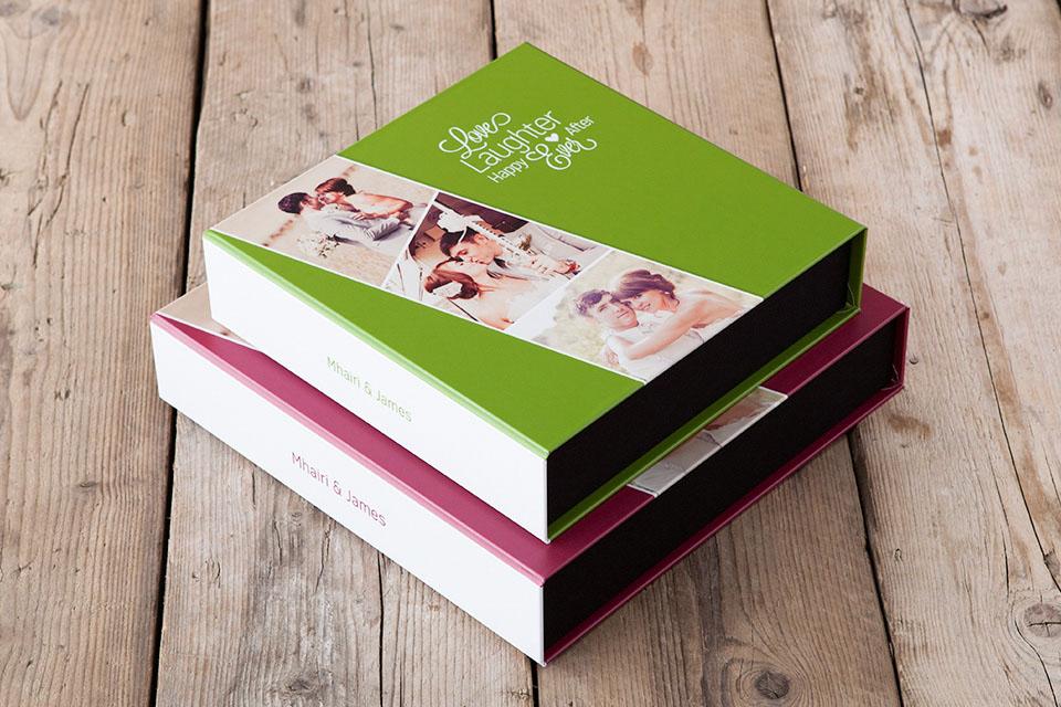 Premium Presentation Box Loxley Colour