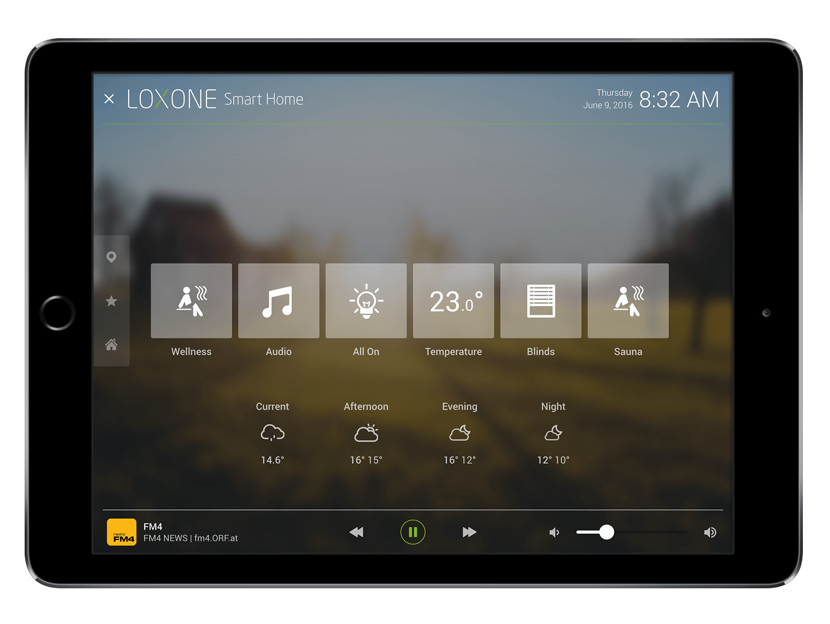 Smart Home App Update Loxone Smart Home App 6 4
