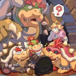 we_wish_to_become_like_father_by_masabowser Nintendo's Bowser Artwork by MasaBowser! The Art of the Life of Mario's Peach Stealing King Bowser Koopa