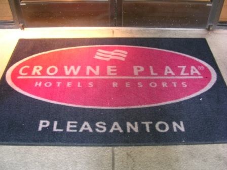 Crowne Plaza Pleasanton, California