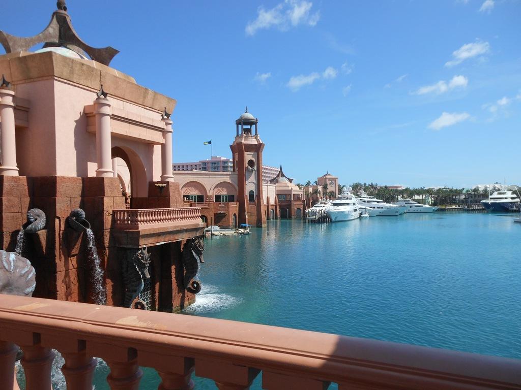 Harborside Resort at Atlantis, Paradise Island, Bahamas Tiempo Compartido Resort
