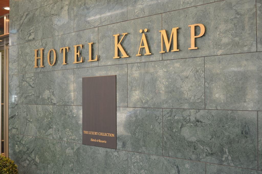 Hotel Kämp Helsinki, Starwood Luxury Collection \u2013 Loyalty Traveler