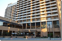 Marriott La Jolla exterior