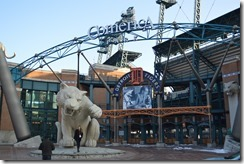 Detroit Tigers baseball field