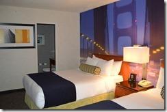 Radisson room bed