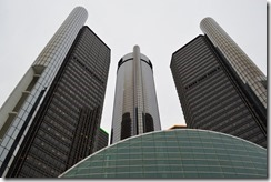 Renaissance Center GM