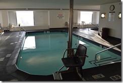 Westin DTW pool