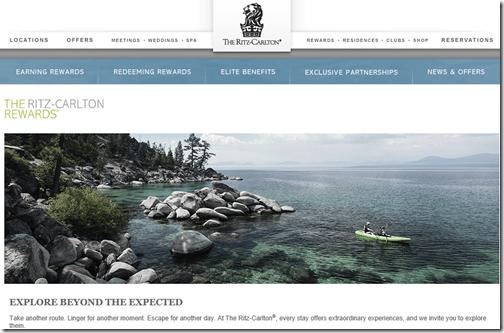 Ritz-Carlton 50K promo