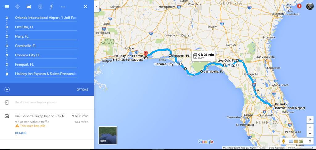 Flights From Atlanta To Panama City Beach Fl