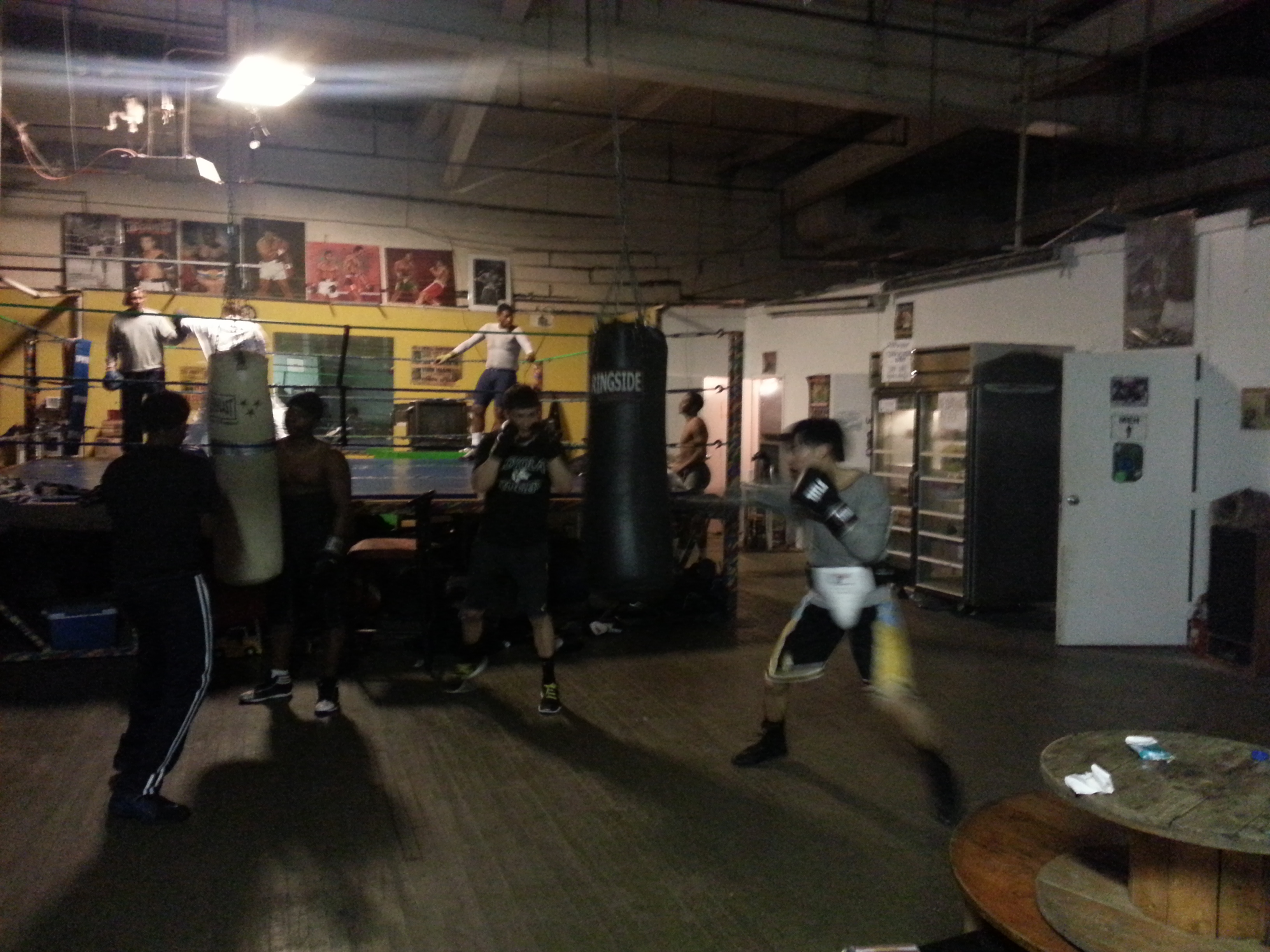 Boxing Ring Wallpaper Hd Honey Comb Boxing Gym The Loyola Maryland Reporter